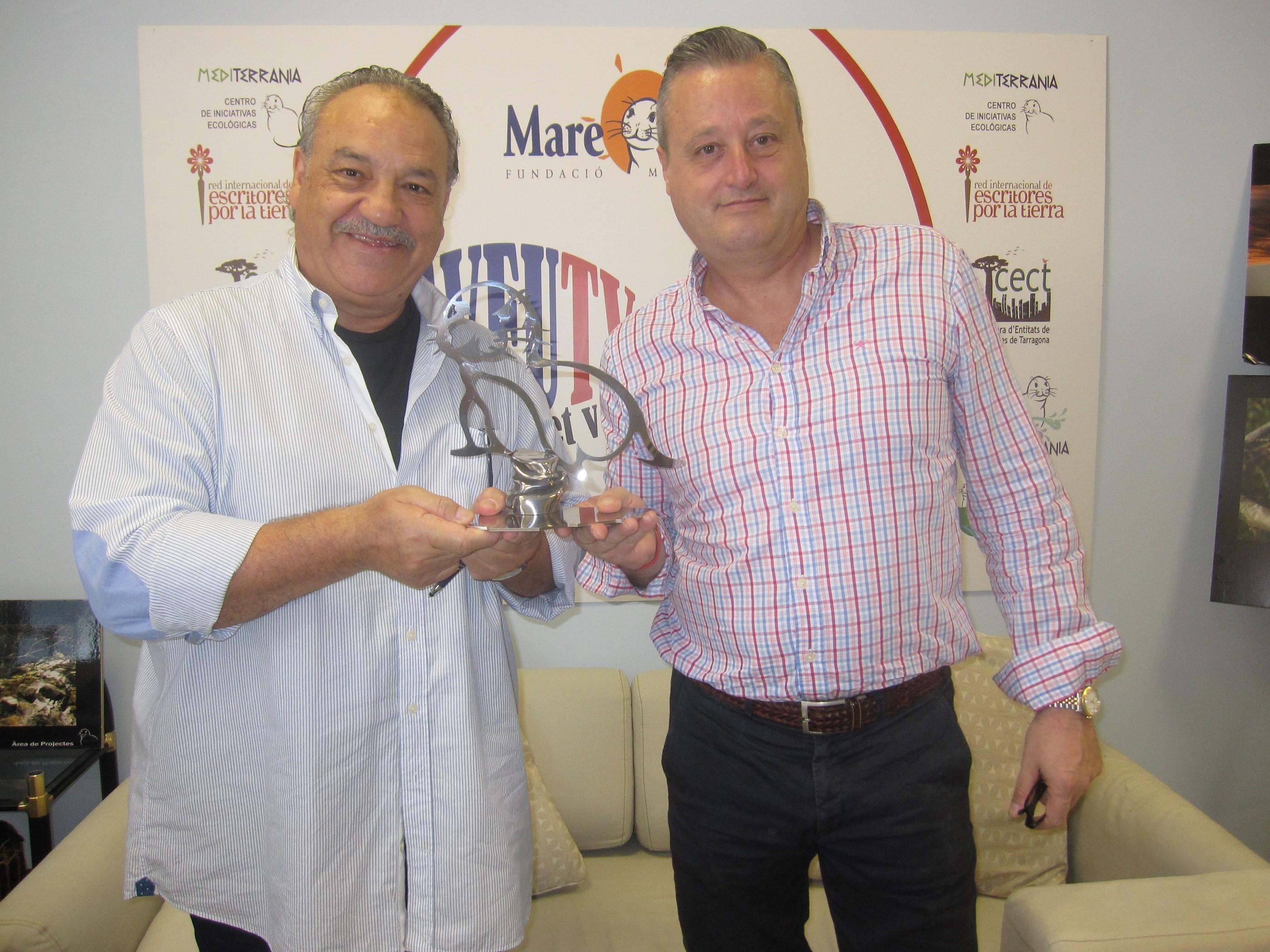 El portal informativo www.ECOticias.com otorgará un galardón dentro de la gala de los Premis Ones Mediterrània