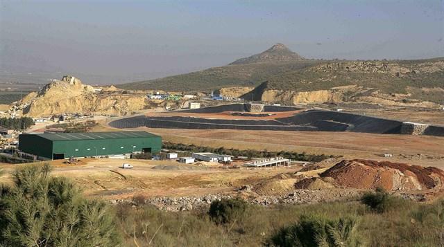 La Diputación de Málaga estudia alternativas para el tratamiento de la basura en el vertedero de Valsequillo