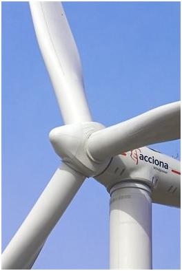 Acciona invertirá 400 millones en energías renovables en Chile