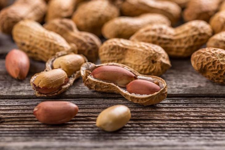 Cacahuetes: superalimento para la mente