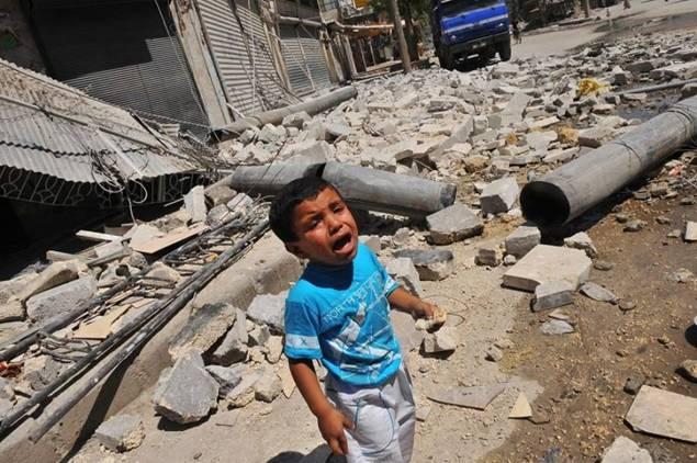 ¿Es la guerra de Siria la primera propiciada por el calentamiento global?