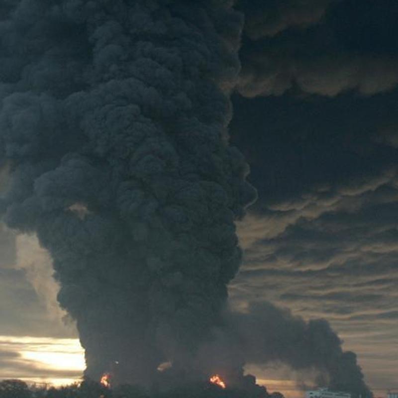 La caída de la producción hidráulica en un 50% por la sequía dispara las emisiones de CO2 en un 36% en lo que va de año