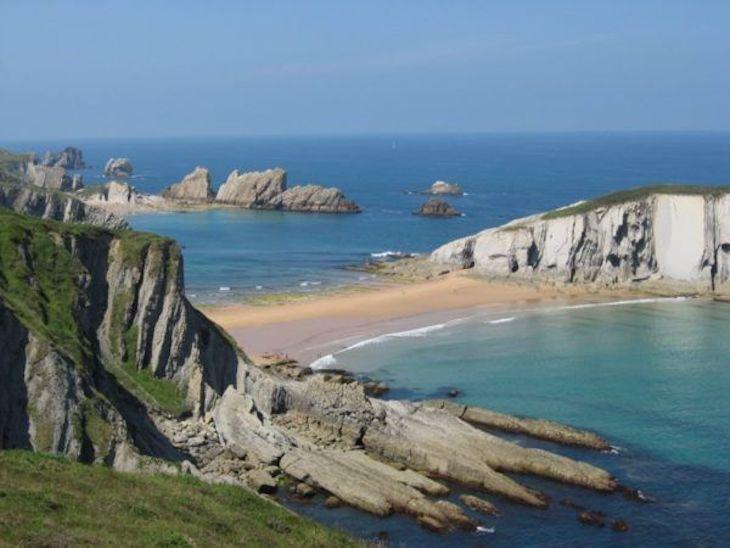 Costa Quebrada (Cantabria) y el ecoturismo