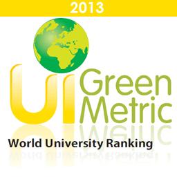 14 universidades españolas presentes en el ranking de UI GreenMetric 2013 de campus sostenibles