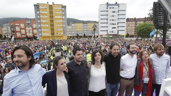 Oviedo. Podemos pedirá que el protocolo de calidad del aire incluya medidas para fomentar el transporte público