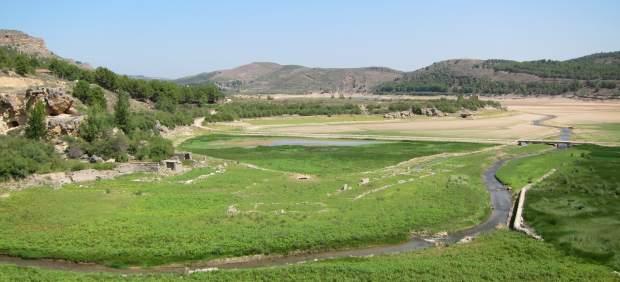 La CHE concluye la campaña de riego desde el embalse de La Tranquera