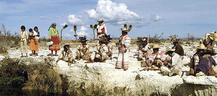 México: no más mineros en territorio sagrado de Wirikuta