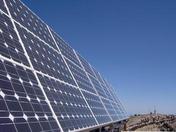 Innovadora planta de producción de silicio para módulos fotovoltaicos