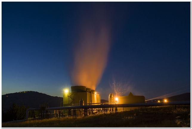 Arranca en Italia la primera planta del planeta de geotermia y biomasa