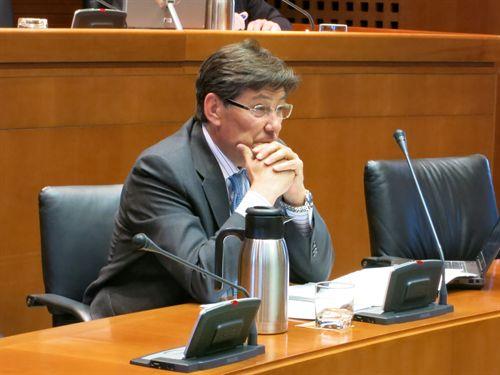 Aragón incrementará la potencia en energías renovables en 4.000 megavatios hasta 2020