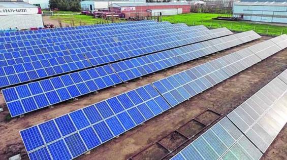 Argentina: La ciudad de Armstrong, en Santa Fe, ya genera su propia energía renovable