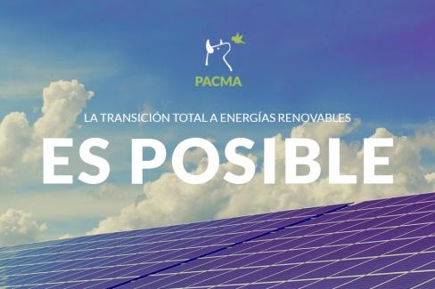 La transición total a energías renovables es posible