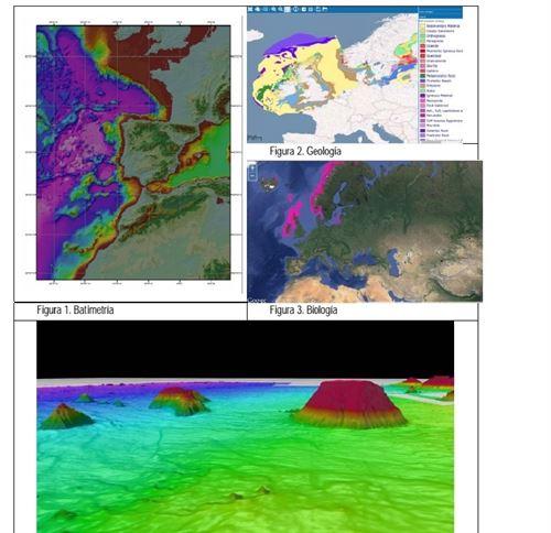 Proyecto EMODNET-Geology para cartografiar los fondos marinos