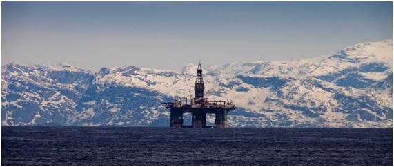 El deshielo y la nueva edad de oro del petróleo