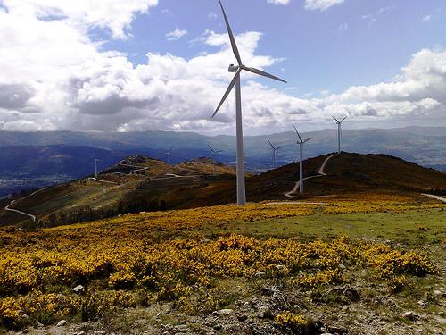 El sector eólico instaló en España 727 MW en el primer semestre, hasta alcanzar los 19.876 MW