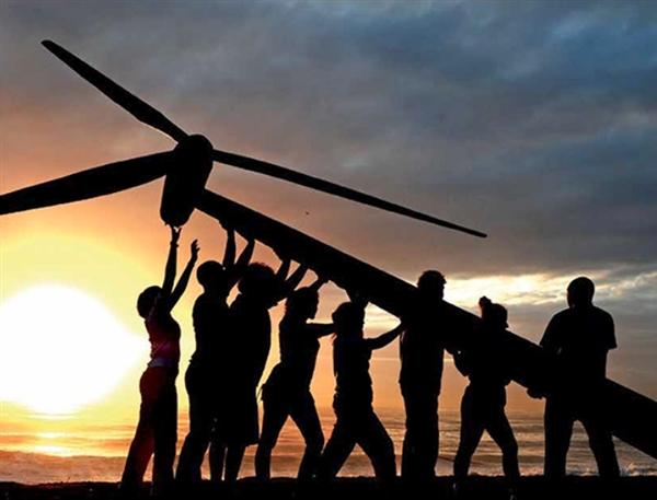 La energía ya no es solo cosa de corporaciones y super expertos, sino tuya