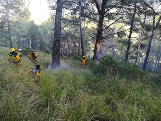La Junta de Extremadura destina más de 440.000 euros a Tragsa para apoyo a labores auxiliares de prevención y extinción de incendios