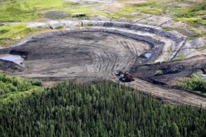 Canadá enfrenta bloqueo de ambientalistas en el mercado de sus arenas bituminosas
