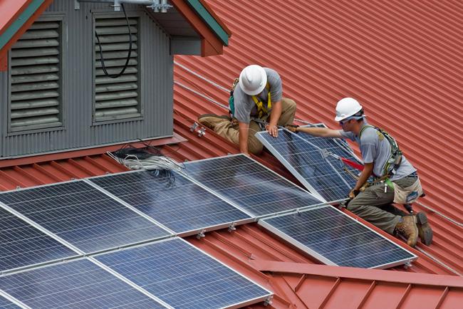 Fomentarán el autoconsumo de energías renovables en viviendas canarias