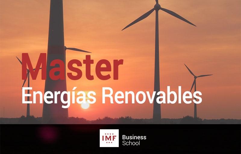 IMF: Máster Online en Energías Renovables