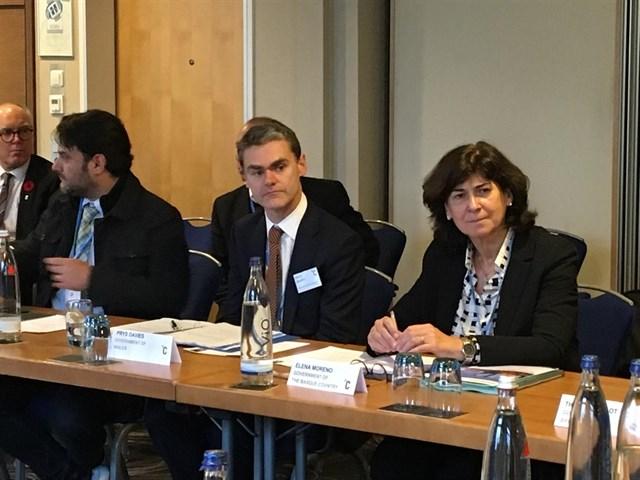 Euskadi presenta sus avances sobre cambio climático en la Cumbre de Bonn