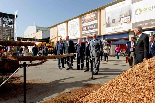 Expobiomasa se sitúa entre las cinco ferias más importantes del mundo sobre biomasa