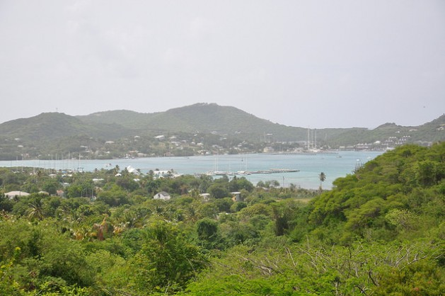 Antigua y Barbuda contra el cambio climático