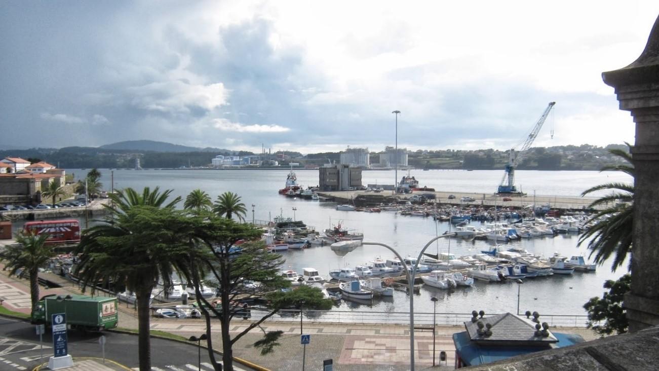Ferrol también proveerá de GNL a los cruceros sostenibles