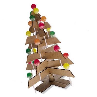 Concurso En La Rioja Para Realizar árboles De Navidad Con