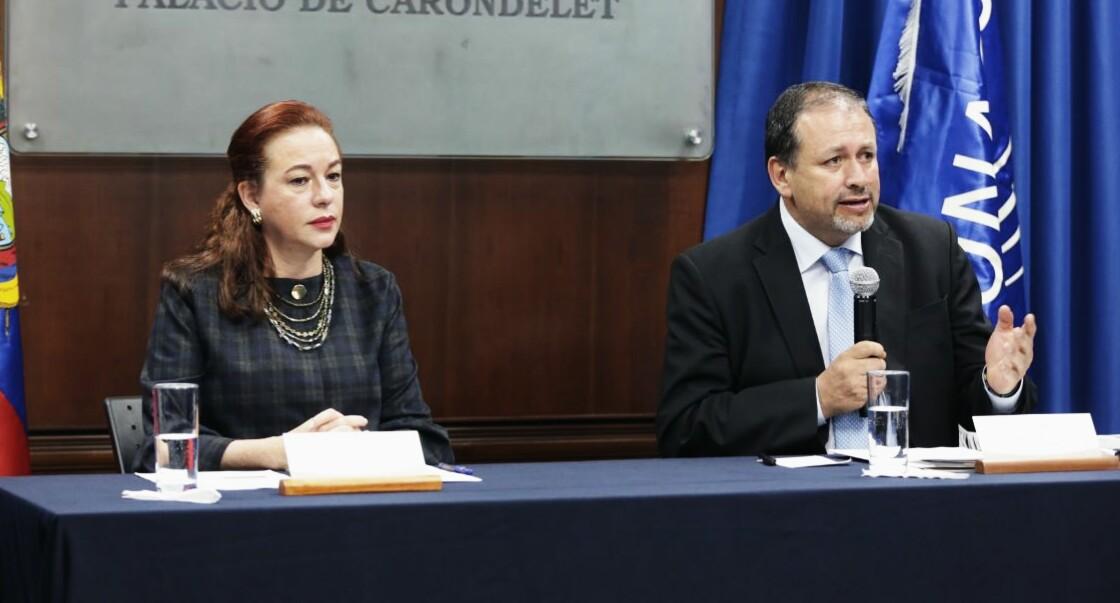 Ecuador presenta su posición de país para la COP23 de Bonn sobre cambio climático