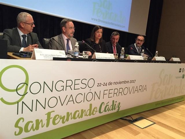La Junta de Andalucía apuesta por la innovación y la sostenibilidad para el desarrollo de los ferrocarriles metropolitanos