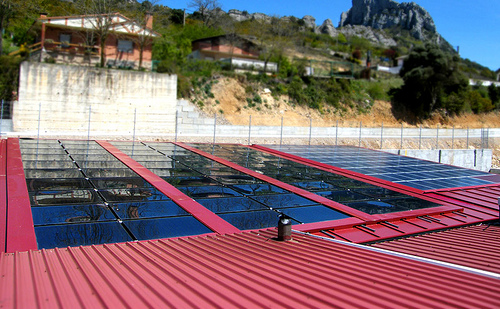 Proyecto para mejorar el rendimiento de las células fotovoltaicas