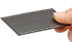 Paneles solares tan delgados como una hoja de papel