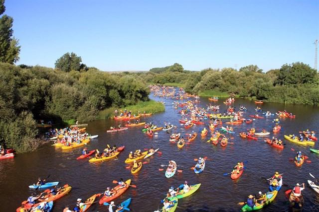 El Gobierno destinará 18,17 millones a obras de conservación mantenimiento del río Alagón (Cáceres) hasta 2020