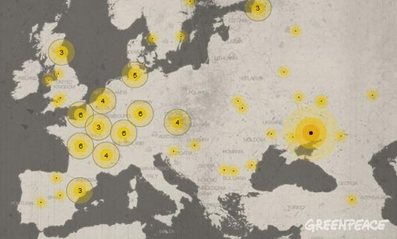 ¿Vives cerca de un reactor nuclear?