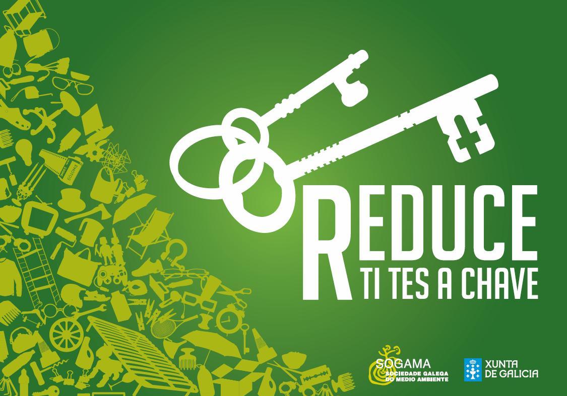 Galicia. Los internautas aportan interesantes ideas para producir menos residuos a través del sitio web www.reducetitesachave.com
