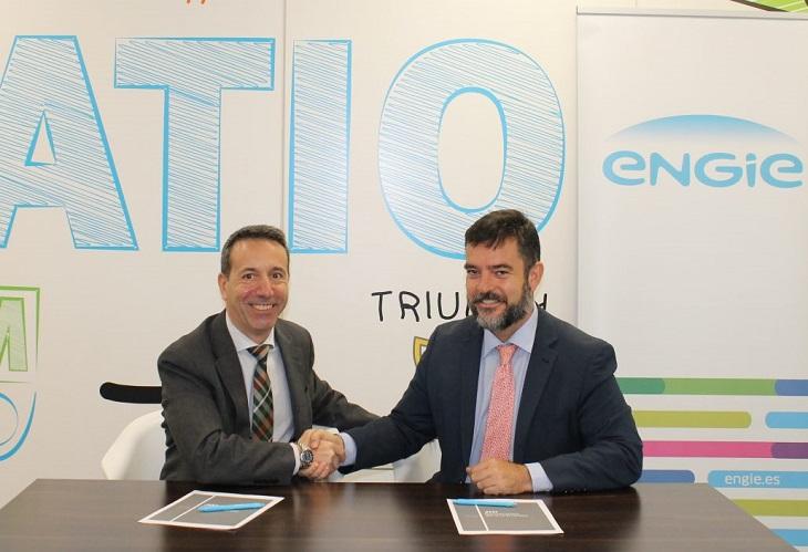 Gasnam y AEBIG firman un acuerdo de colaboración en materia de gas renovable para movilidad sostenible