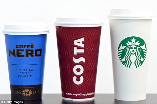 Las bebidas heladas de Starbucks del Reino Unido contienen bacterias fecales