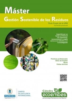 Máster en Gestión Sostenible de los Residuos