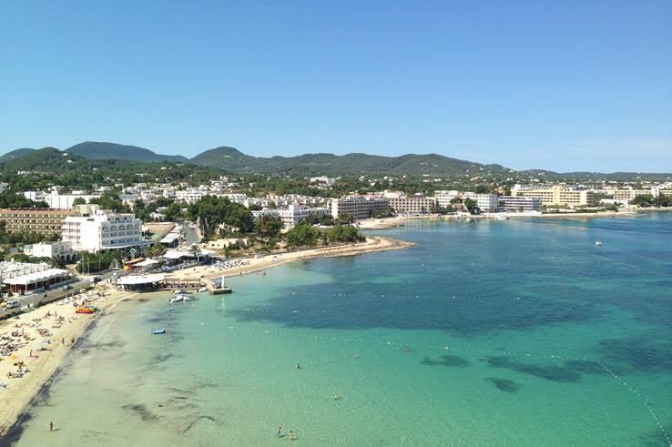 Sant Antoni (Ibiza) estudiará la capacidad de carga de todas las playas del municipio