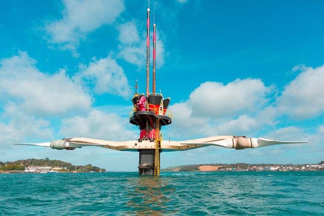 Siemens trabaja en tres nuevos generadores 'SeaGens' para obtener energía eléctrica del mar