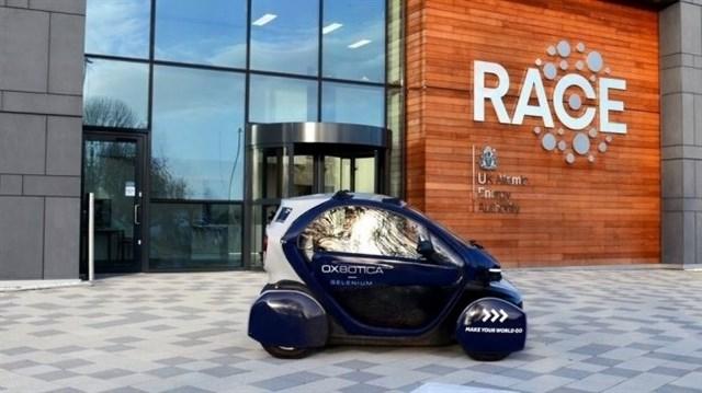 Vehículos autónomos se encargarán de los servicios urbanos del futuro en el Reino Unido