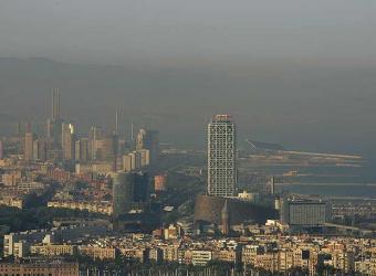 La contaminación atmosférica aumenta el riesgo de infarto a corto plazo