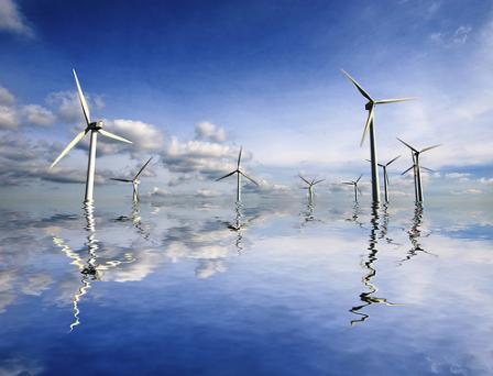 Energía eólica marina en España
