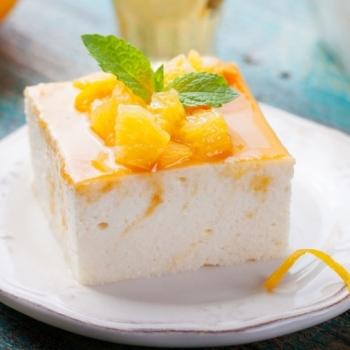 Recetas Ecológicas Mousse De Naranja