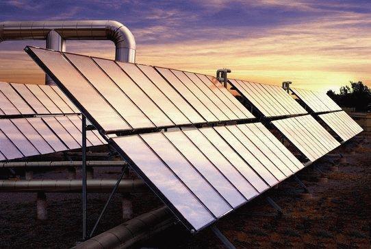 El parque solar termoeléctrico se triplicará en dos años, según DBK