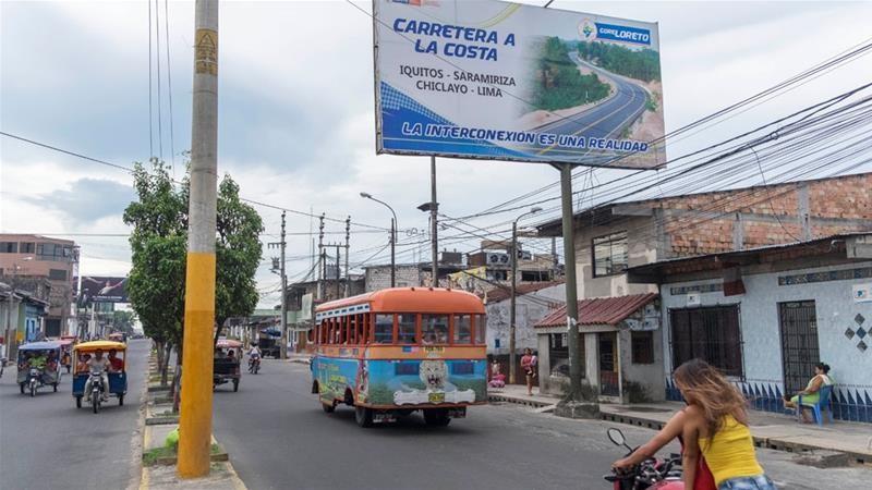 Conectando Iquitos: el camino que atravesaría la Amazonía peruana