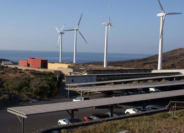 Aplicación móvil 'ISLA 100%' para difundir el valor de las energías renovables
