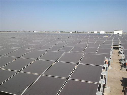 ACS, Acciona y T-Solar optan al programa de 5.300 millones del Ejército de EEUU de energía solar