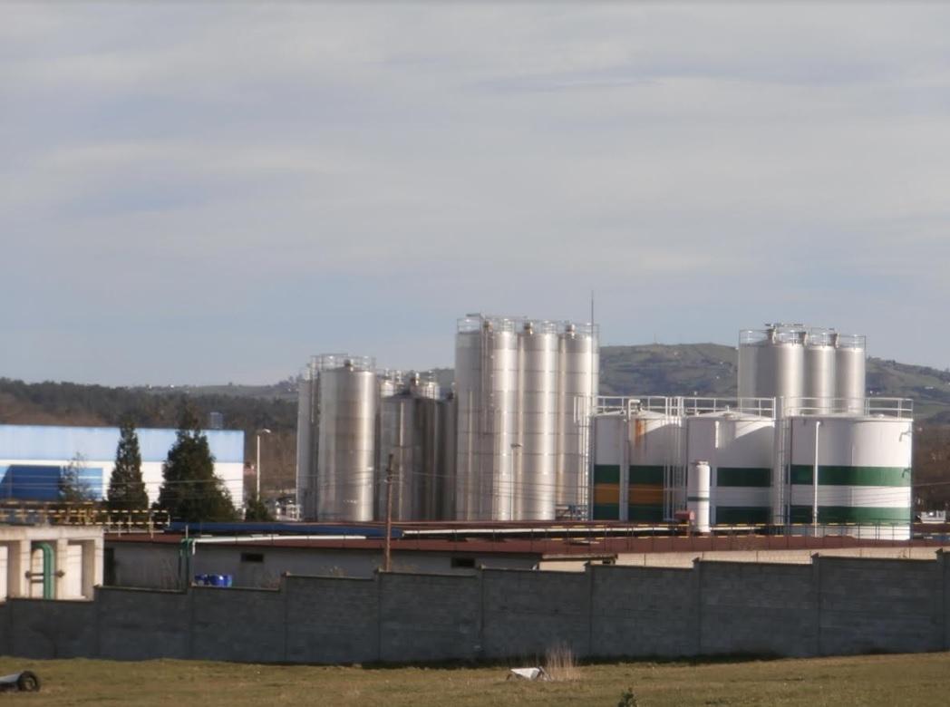 El Principado permite contaminar mas a la nueva planta de purines de Navia